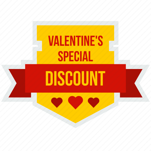 day, discount, offer, sale, shop, valentine, valentines icon