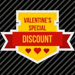day, discount, online, sale, special, valentine, valentines icon