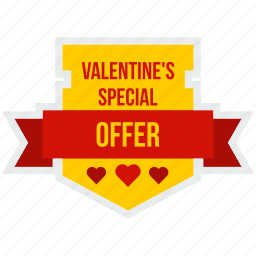 day, discount, offer, sale, special, valentine, valentines icon