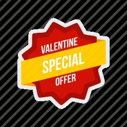 day, offer, sale, shop, special, valentine, valentines icon