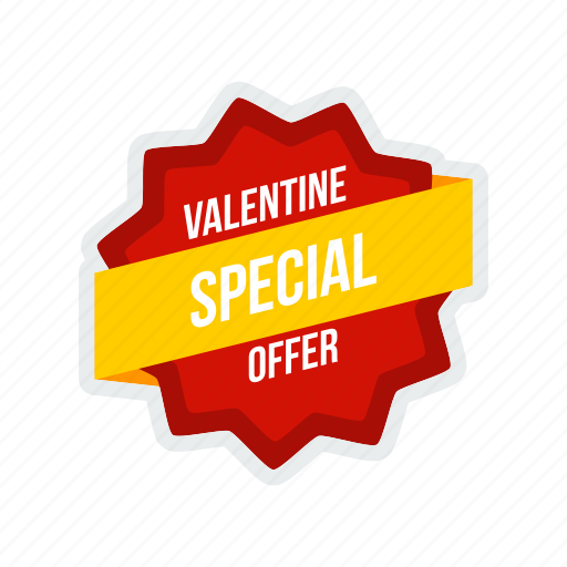 day, offer, sale, shop, special, valentine, valentines icon