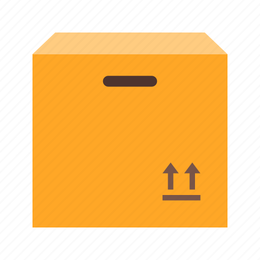 box, cargo, carton, delivery, package, present, product icon