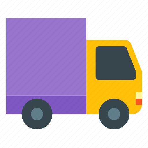 courier, delivery, shipment, shipping, shopping, transportation, truck icon
