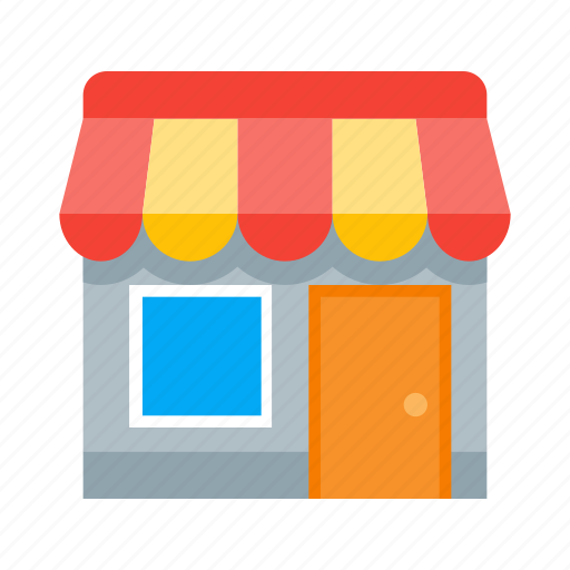 boutique, buy, grocery, retailer, sell, shop, store icon