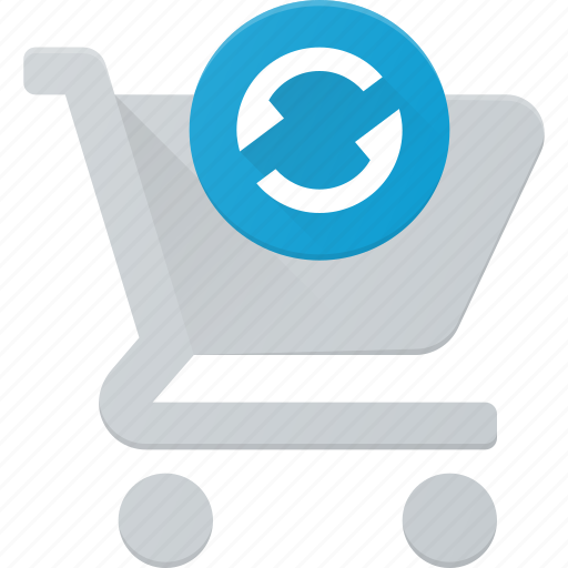 Action, buy, cart, refresh, shop, store icon - Download on Iconfinder