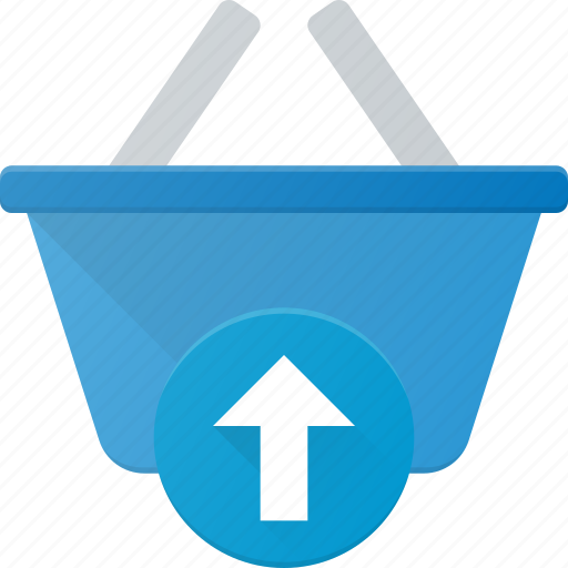 action, basket, buy, output, shop, shopping icon