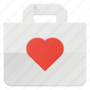 action, bag, buy, favorite, love, paper, shopping