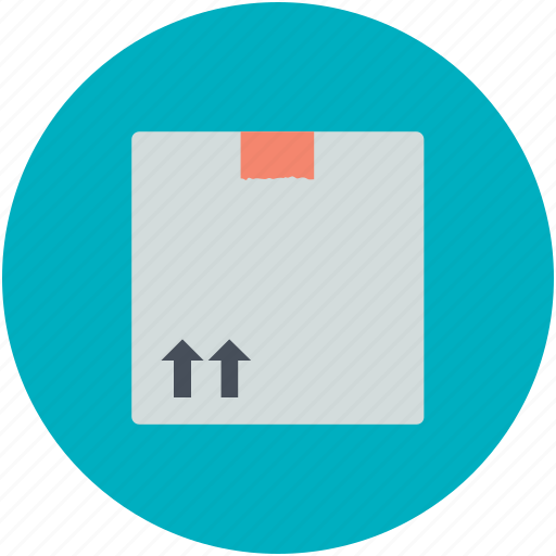 Box, delivery box, package, packed box, parcel icon - Download on Iconfinder