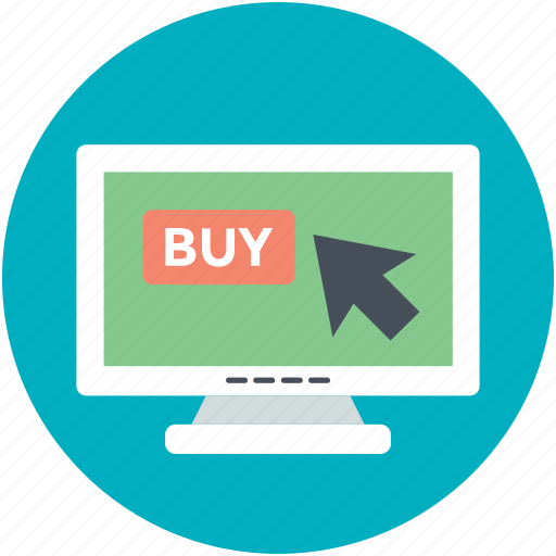 buy button, click buy, ecommerce, online buy, online shopping icon