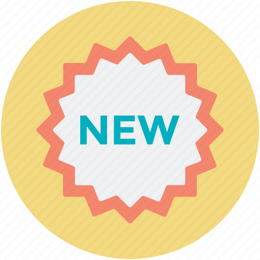 Badge, brust, label, new, new offer icon - Download on Iconfinder