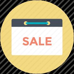 ecommerce, label, sale, sale label, sale tag icon