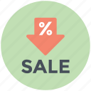 sale offer, sale banner, tag, sale, label