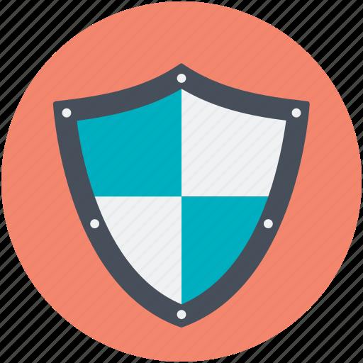badge, defence, honor, insignia, protection, shield, shield badge icon
