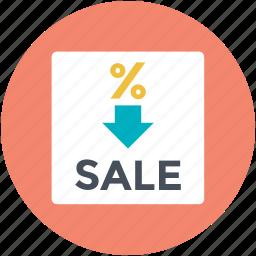 label, sale, sale offer, sale sticker, tag icon