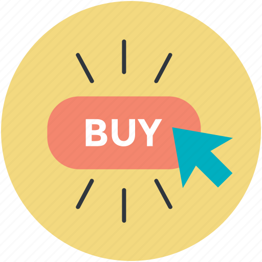 Buy button, click buy, ecommerce, online buy, online shopping icon - Download on Iconfinder