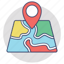 address direction, geolocation, mapping, placeholder, routing aids icon