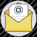 correspondence, email, inbox, message, online communication