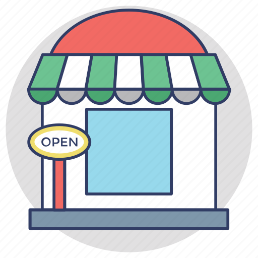 commercial signage, open shop, open sign board, shop are open, shop sign icon