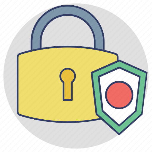 privacy, protection, security, shield, shield lock icon