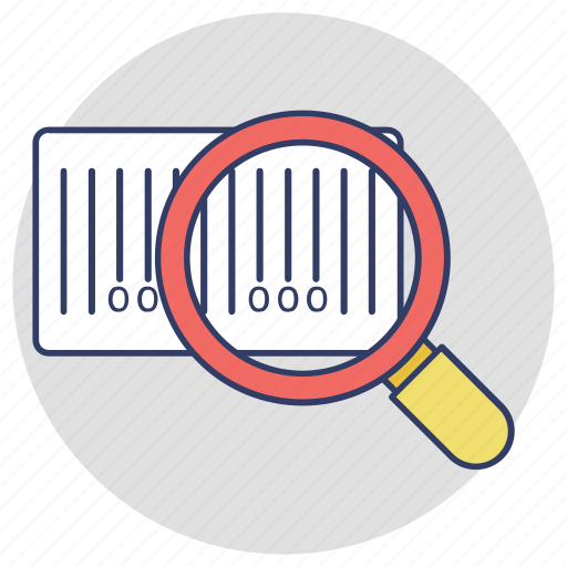 barcode reader, product tracking, product verification, scanning barcode, upc assurance icon