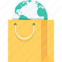 bag, buy, commerce, digital, ecommerce, electronic, shopping icon