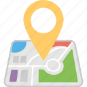 address, location marker, location pin, location pointer, map icon