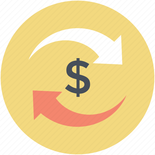 Analysis, analytics, dollar valuation, finance, monitoring icon - Download on Iconfinder