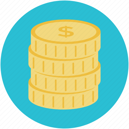 Currency, dollar coin, dollar sign, financial, money icon - Download on Iconfinder