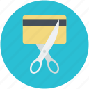 cutting receipt, cutting tool, cutting voucher, scissor, tool icon