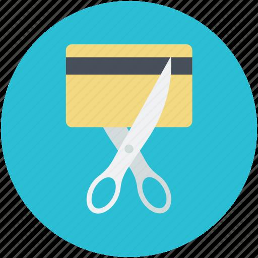 cutting receipt, cutting tool, cutting voucher, scissor, tool icon