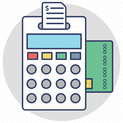 card payment, card terminal, contactless payment, payment method, shopping payment icon
