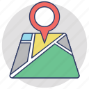 address navigation, cartography, gps, location map, placeholder icon