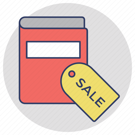 book discount, book fair, book sale, buy book, sale offer icon