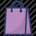 bag, hand bag, shopping, shopping bag, tote bag icon