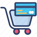 card payment, digital payment, ecommerce, payment method, payment on delivery icon