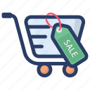 cut price, discount, offer, sale label, sale tag, shopping sale icon