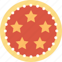 best, favourite, offer, recommended, shopping, stars icon
