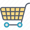 cart, shopping, buy, ecommerce, shop, store, trolley