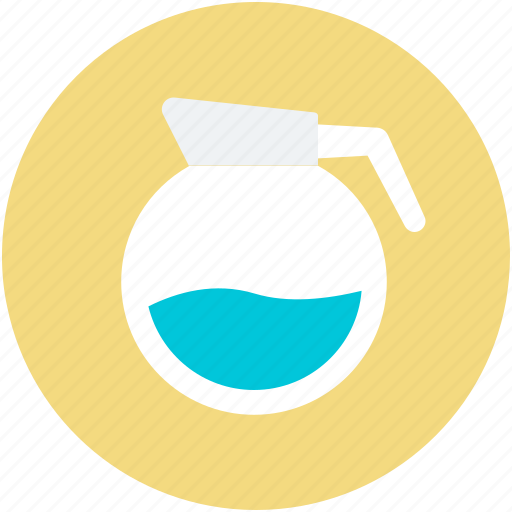 beaker, jug, jug of water, measurement jug, pitcher icon