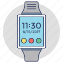 gadget, smartwatch, timepiece, watch technology, wristwatch icon