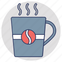 cappuccino, coffee, coffee cup, espresso, hot beverage icon