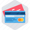 business, card, credit, debit, finance, money, pay icon