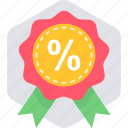 badge, discount, label, price, sale, shopping, sticker icon