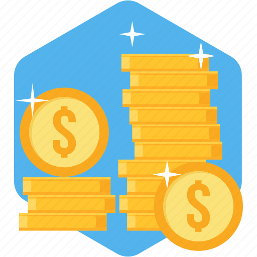 bank, coin, finance, funding, funds, payment, transaction icon