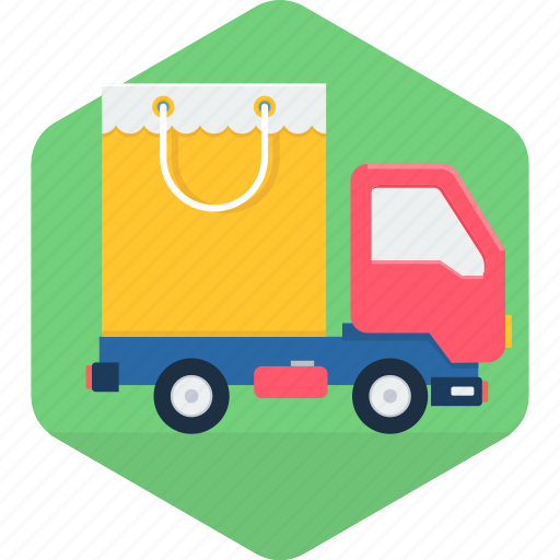 delivery, shipping, transport, transportation, travel, truck, vehicle icon