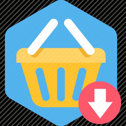 add, basket, cart, commerce, ecommerce, plus, shopping icon
