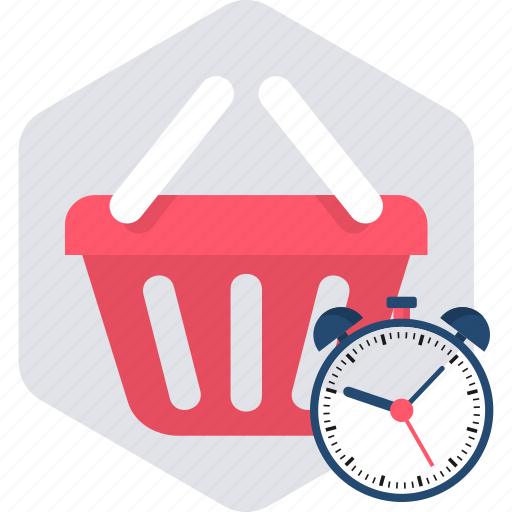 commerce, ecommerce, hours, shipping, shop, shopping icon