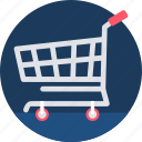 buy, cart, empty, purchase, shopping, store, superstore icon