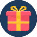 birthday, box, celebration, christmas, gift, present, xmas icon