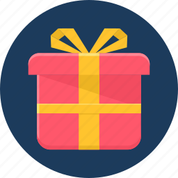 birthday, box, celebration, christmas, gift, present, xmas icon